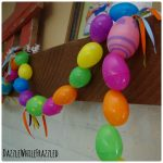 Make an Easy and Bright Easter Egg Garland In 3 Steps