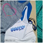 Make Your Own Swim Shirts + FREE Templates