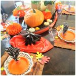 How to Make an Easy Clean Thanksgiving Table
