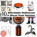 10 Affordably Cute Halloween Decor for Home