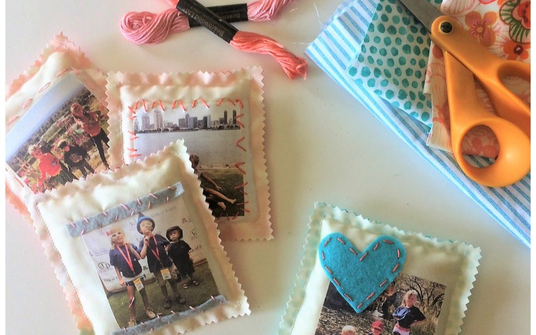 How To Make Diy Scented Drawers Photo Sachets Dazzle While Frazzled