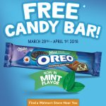 Treat Yourself! $1 OREO Mint Chocolate Candy Bars at Walmart
