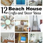 How To Get a Beach Look with 12 Fun Coastal Decor Ideas