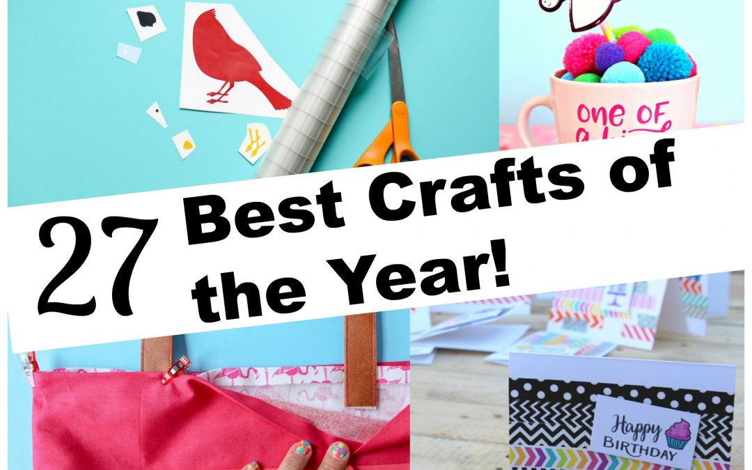 27 of the Best Craft Ideas of the Year
