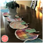 How to Make Fun Farmhouse Pumpkin Table Runner