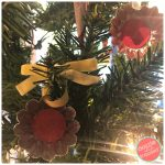 How to Make Fun Ornaments from Vintage Tart Tins