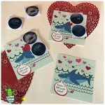 How to Make Kids Shark Valentines + Free Printable Cards