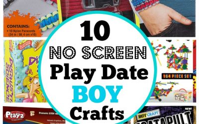 Have the Best No Screen Play Dates for Boys